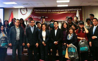 Programa «Sunarp y las startups» llegó a la Universidad de San Marcos