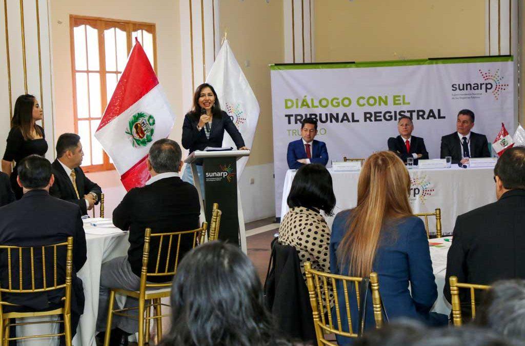 I Diálogo con el Tribunal Registral – 5 de julio 2019