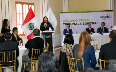 I Diálogo con el Tribunal Registral – Trujillo – 5 de julio 2019