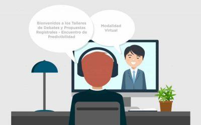 Talleres de Debates y Propuestas: encuentro de predictibilidad – Chiclayo 2020