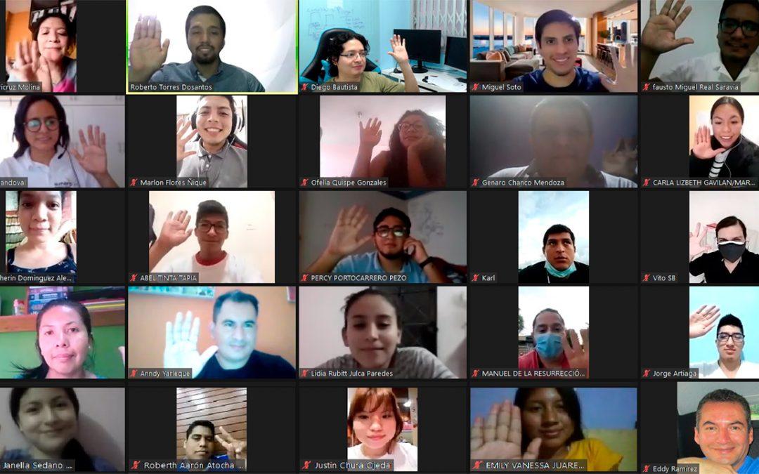 Joven emprendedor: Sunarp y las Startups – 2021-3