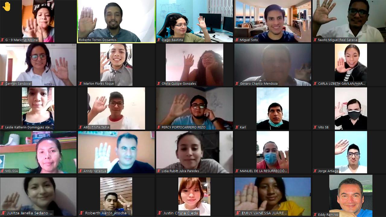 Joven emprendedor: Sunarp y las Startups - 2021-3