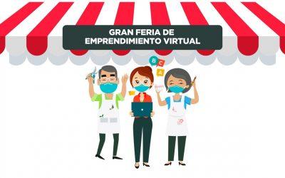 Gran feria de emprendimiento virtual
